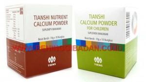 Tiens Tianshi Calcium NHCp