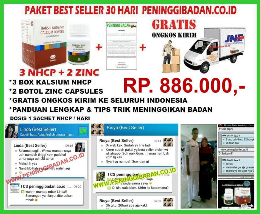 NEW BEST SELLER PENINGGI tiens