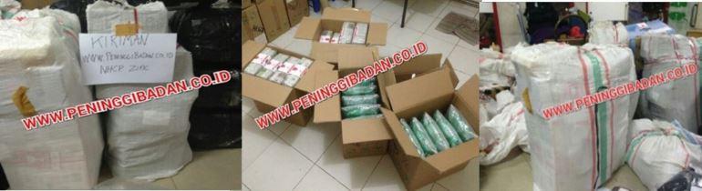 bukti paket kiriman ke seluruh indonesia dan luar negeri