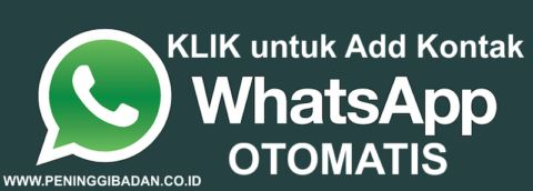 whatsapp-OTOMATIS-PENINGGI