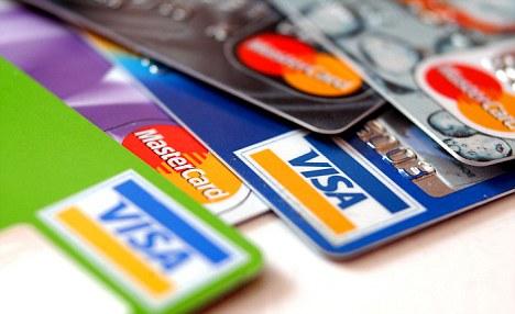 Pembayaran Peninggi Badan NHCP ZIn pakai Kartu Kredit Visa Master