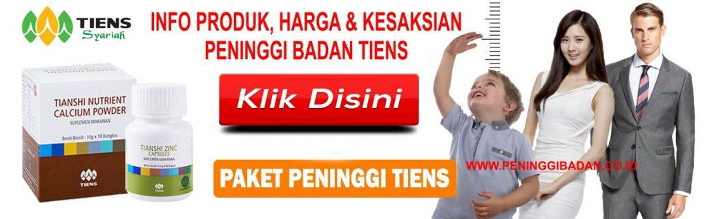 Jual Peninggi Badan Tiens Termurah di Jakarta